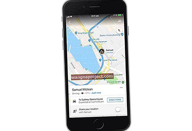 วิธีแชร์ตำแหน่งและเวลาถึงโดยประมาณจาก Google Maps บน iPhone ของคุณ