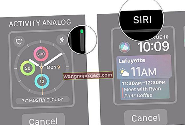Apple Watch'ta Siri Face Nasıl Kurulur