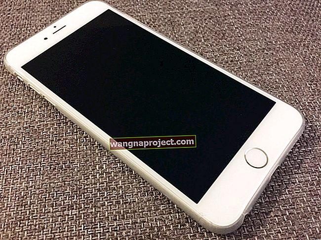 İPad, iPhone veya iPod Touch'ımda FaceTime Uygulaması yok