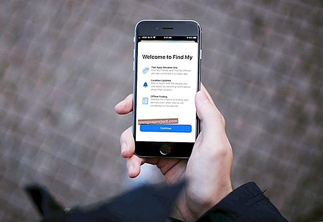 Użyj aplikacji Lokalizator na Macu, aby znaleźć znajomych i urządzenia