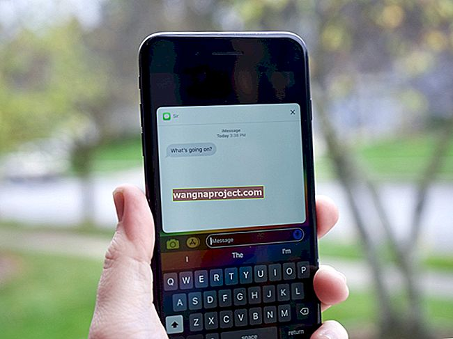 Jak udostępniać zdjęcia w Wiadomościach i iMessage iOS 12?