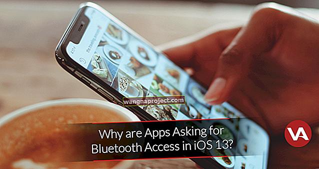 Uygulamalar neden iOS 13 ve iPadOS'ta Bluetooth kullanmak istiyor?