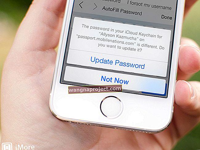 Как да преглеждам iCloud снимки на iPhone