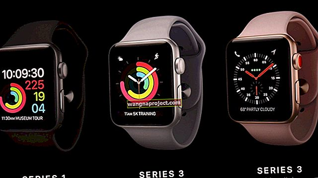 Apple Watch se ne spaja na Wi-Fi, kako popraviti