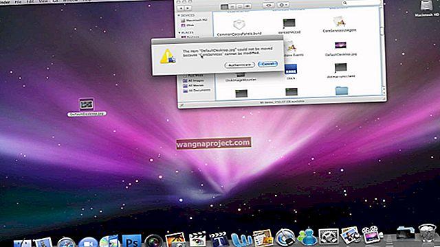 Mac OS X: Як змінити фон робочого столу (шпалери)