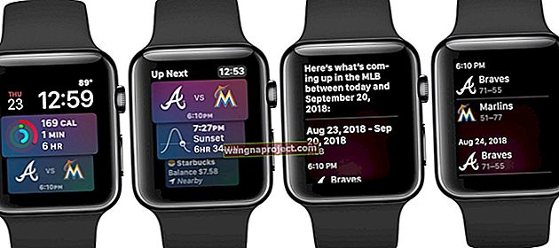 Как да използвам Siri Raise за говорене в watchOS 5