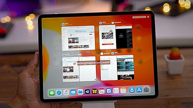 Wszystko w nowej aplikacji Pliki na iPadOS