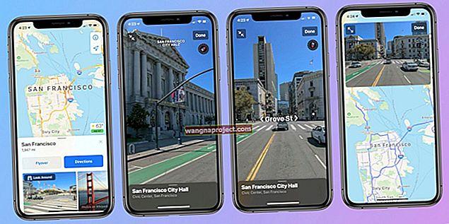 Kako koristiti nove Apple Maps u iOS 11