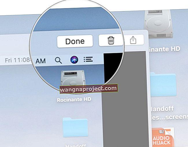 Как да направите екранни снимки на Apple TV или записи на екрана на Mac