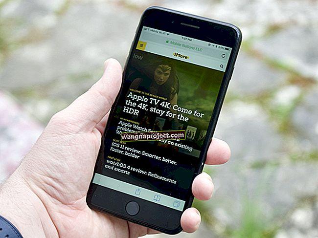Як заблокувати веб-сайти в iOS 7 для iPhone та iPad