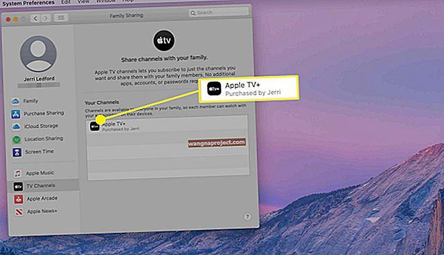 วิธีตั้งค่าการแชร์กันในครอบครัวบน Mac และ Apple TV ของคุณ