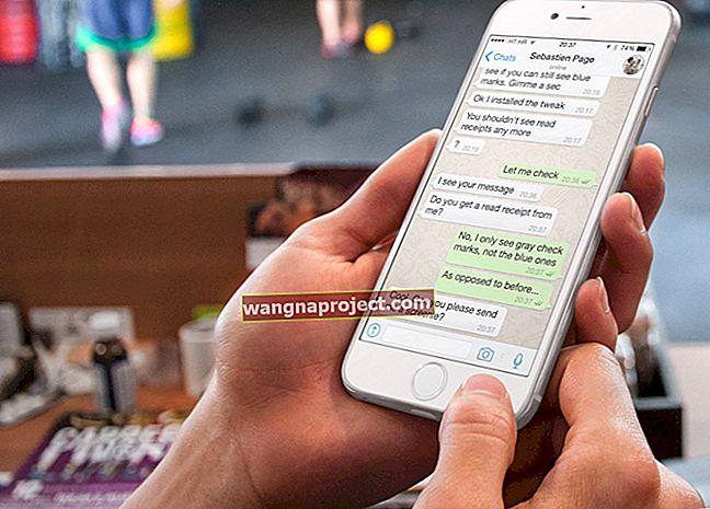 วิธีเปิดใช้งานหรือปิดใช้งานใบตอบรับการอ่านสำหรับ Apple Watch ของคุณ