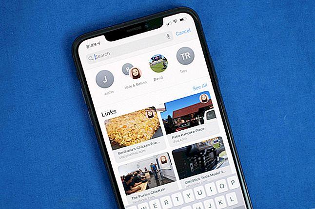 Как да коригирате съобщения и проблеми с iMessage в iOS 9