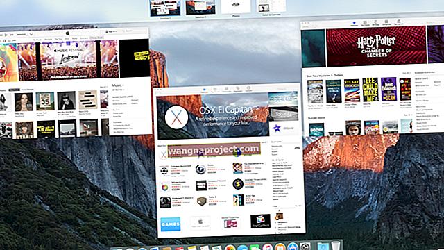 Как да добавите интервали към Dock на вашия Mac