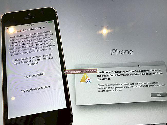 קבלת שגיאת 'לא ניתן להפעיל' ב- iPad, iPhone? כמה תיקונים מהירים