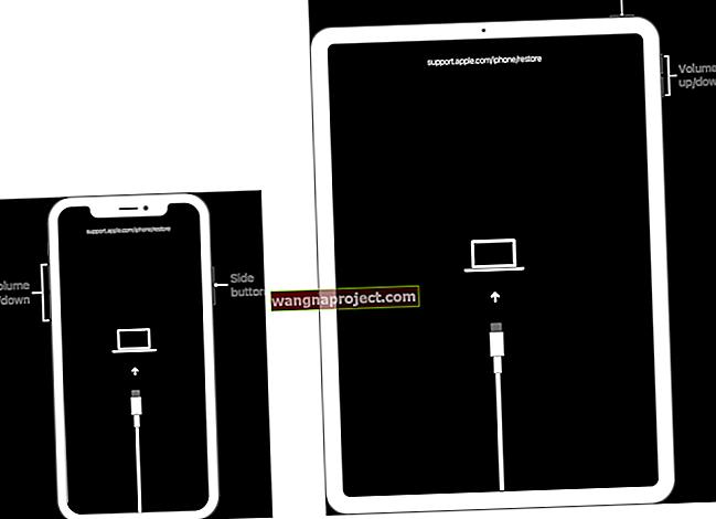 """Ce trebuie să faceți când iPad-ul este dezactivat și spune """"Conectați-vă la iTunes"""""""
