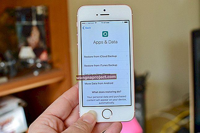 כיצד לשחזר את ה- iPhone שלך מ- iCloud