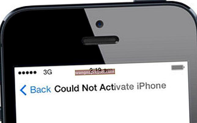Актуализацията на iOS е блокирала вашия iPhone? Как да поправя