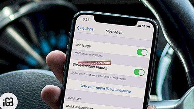 A apărut o eroare în timpul activării pentru iMessage sau FaceTime pe Mac?