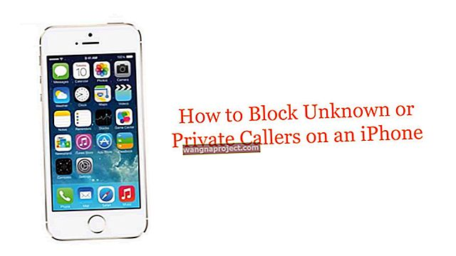 İPhone'unuzda bilinmeyen numaralar ve otomatik çağrılar nasıl engellenir