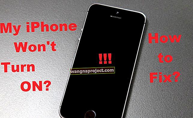 iPhone ของฉันตาย! ฉันจะแก้ไขได้อย่างไร?