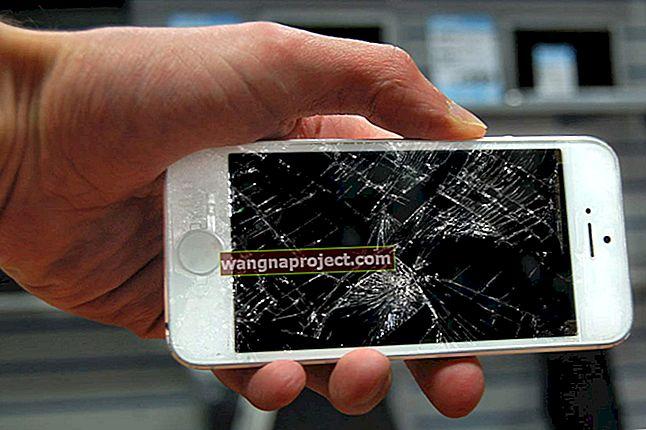 Какво да правим със счупен екран на iPhone?