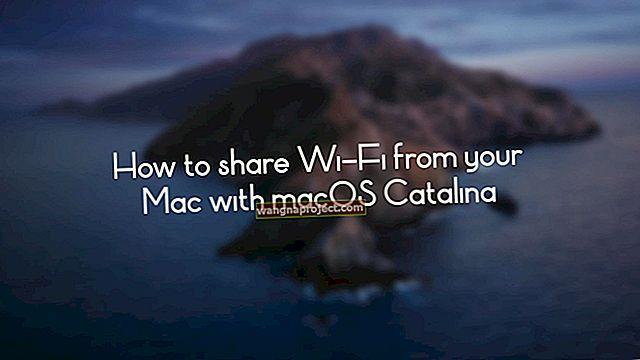 Poczta nie działa w macOS Catalina, jak to naprawić
