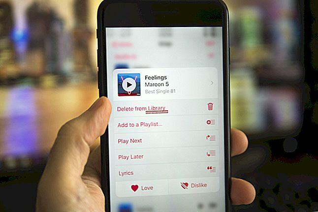 Как да изтриете песни от iPad
