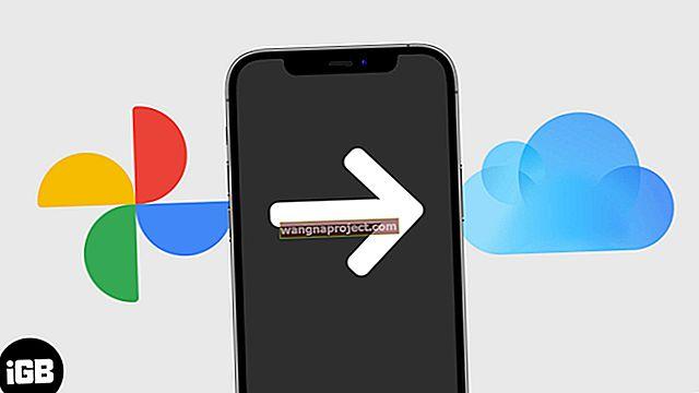 כיצד להעביר את התמונות שלך מתמונות iCloud לתמונות Google