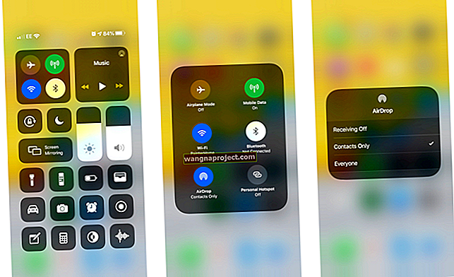 AirDrop - วิธีแชร์ไฟล์ระหว่าง Mac และ iOS (iPhone และ iPad)