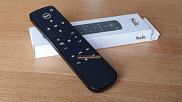 Kako upravljati Apple TV-om bez daljinskog upravljača