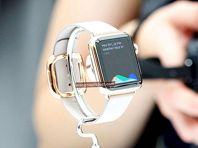 Siri ไม่ทำงานบน Apple Watch วิธีการ