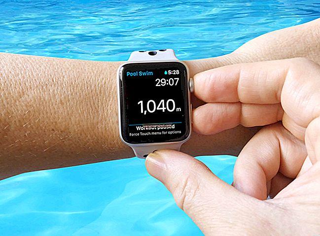 Колко водоустойчив е Apple Watch?