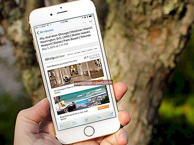 Как да запазите имейл като PDF на вашия iPhone и iPad