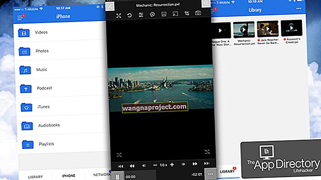 Kako reproducirati WMV video zapise na iPadu i iPhoneu