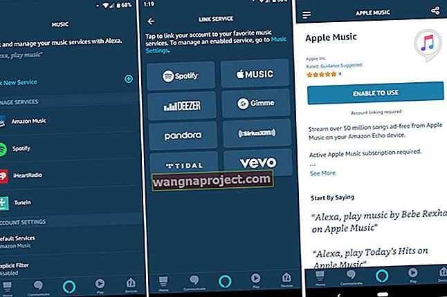 Kako postaviti i koristiti Apple Music