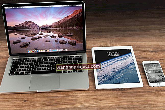 כיצד לצלם צילום מסך ב- iPhone או ב- iPad