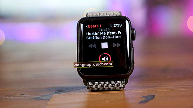 כיצד להשתמש בתכונות שמע FaceTime ב- Apple Watch