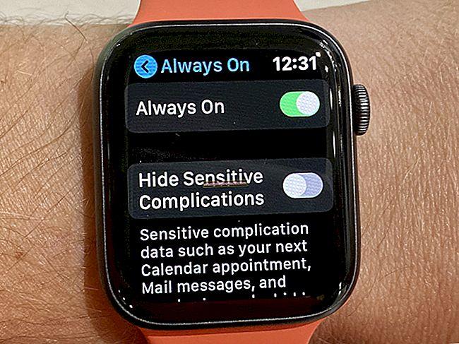 כיצד לתקן אפליקציה קפואה בשעון Apple שלך