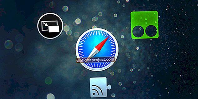 Мога ли да използвам Safari Extensions на Mac?