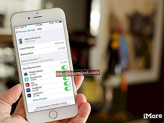 Izradite sigurnosnu kopiju iPhone fotografija pomoću iCloud Photo Library