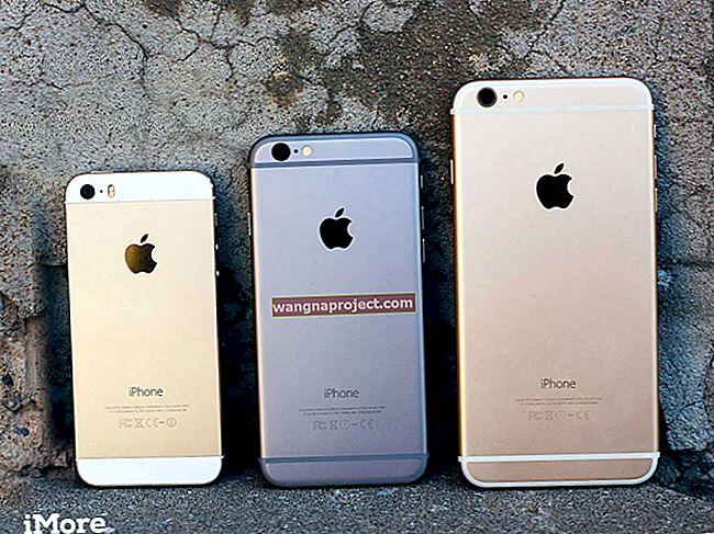 iPhone SE срещу iPhone 6s Plus? Кой трябва да купите